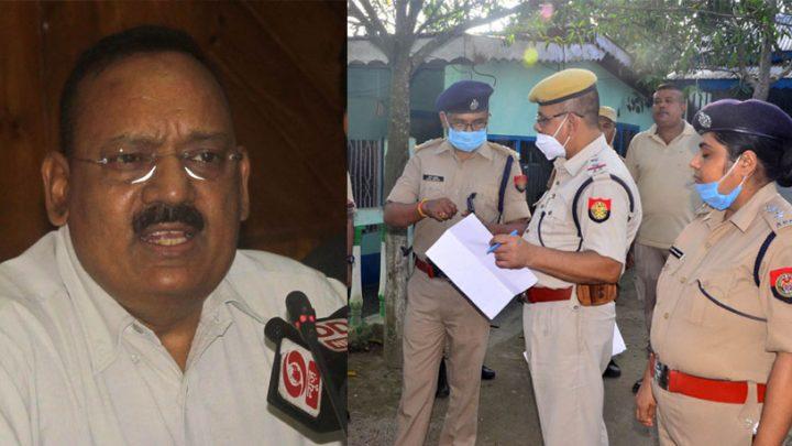 एसआई परीक्षा प्रकरणः पुलिस भर्ती बाेर्ड के अध्यक्ष का इस्तीफा
