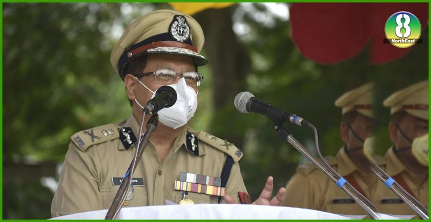 असम पुलिस (Assam Police) भर्ती बाेर्ड की कमान डीजीपी के हाथाें में