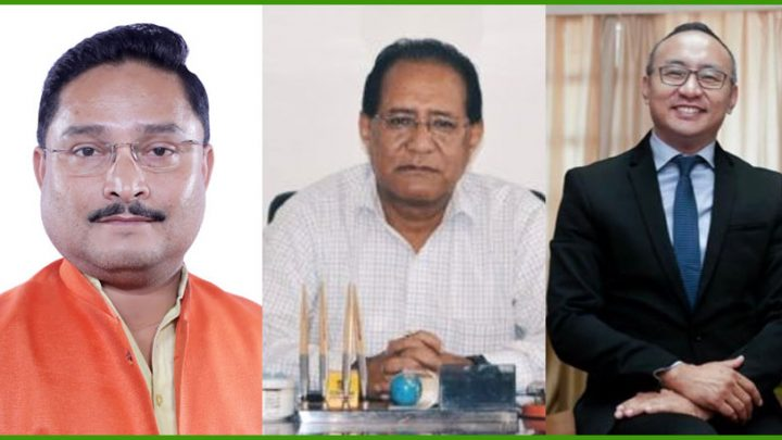 मंगलदै के सांसद दिलीप सैकिया बने भाजपा के राष्ट्रीय महासचिव, नागालैंड से दाे काे मिली जगह