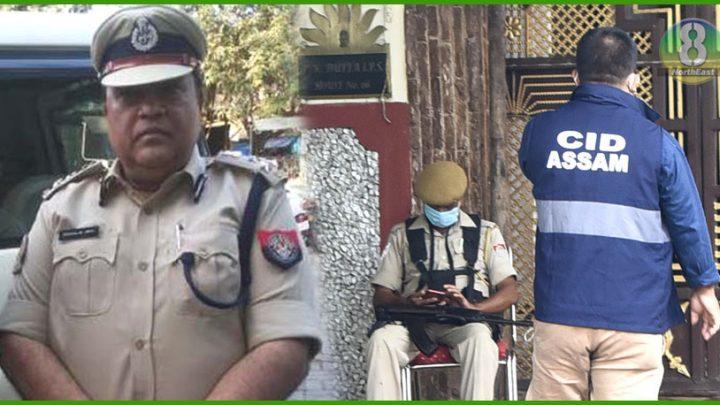पर्चा लीक कांड का मास्टर माइंड पीके दत्त गिरफ्तार